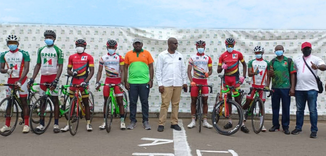 SNH Velo Club won the 2nd edition of the IUG cycling race