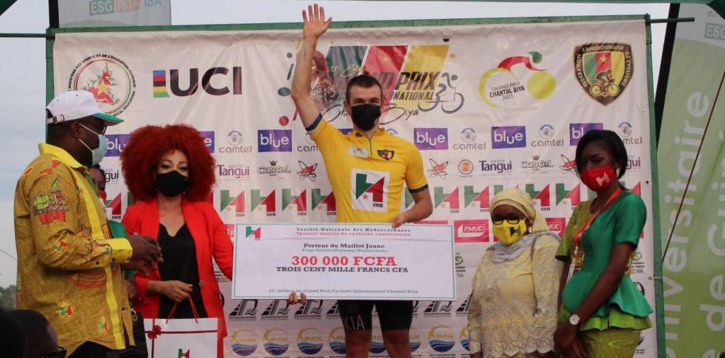 SNH Velo Club tops the Chantal Biya International Cycling Tour