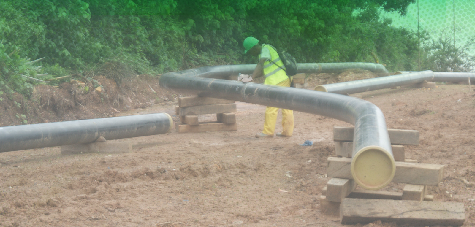 Invitation to Tender for the project management of a gas pipeline construction project in Bipaga, via Kribi