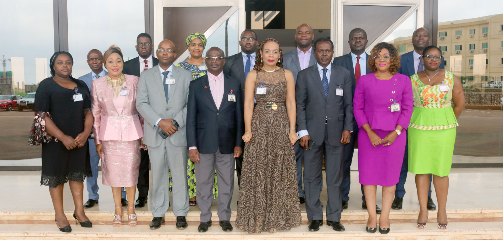 The Port Authority of Kribi (PAK) interested in SNH management methods