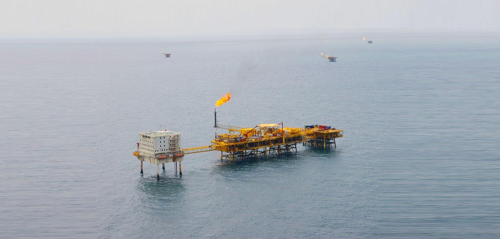 La production pétrolière en hausse de 5% au 31 octobre